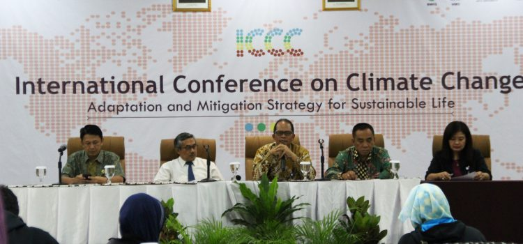 International Conference on Climate Change 2016