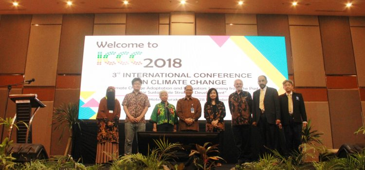 International Conference on Climate Change 2018