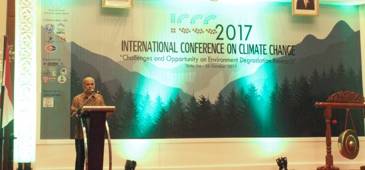 International Conference on Climate Change 2017